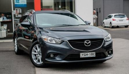 2012  Mazda 6 Touring Wagon
