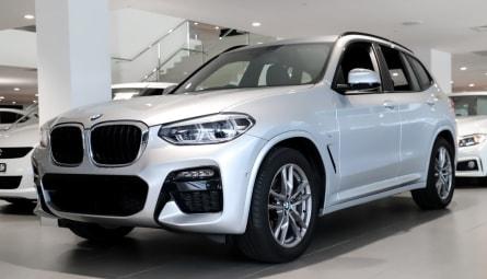 2020  BMW X3 Xdrive20d Wagon