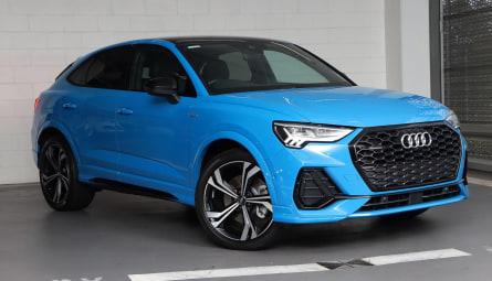 2020  Audi Q3 40 Tfsi S Line Wagon