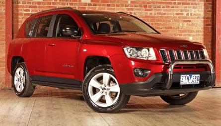 2012  Jeep Compass Sport Wagon