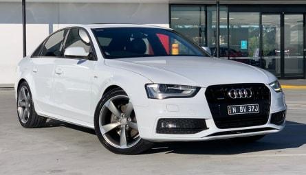 2014  Audi A4 S Line Sedan
