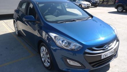 2014 Hyundai i30 Active Hatchback