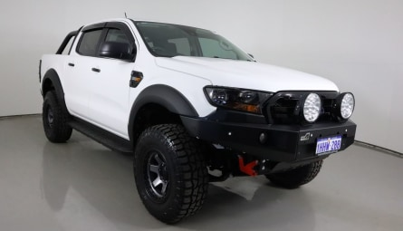 2021  Ford Ranger Sport Pick-up Double Cab