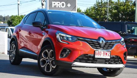 2021  Renault Captur Intens Hatchback