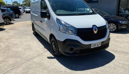 2015  Renault Trafic 66kw Van