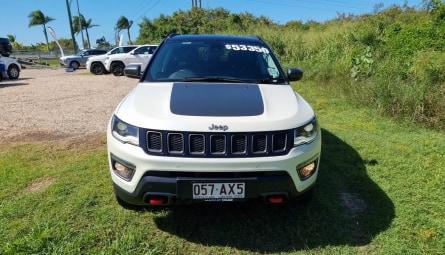 2020  Jeep Compass Trailhawk Wagon
