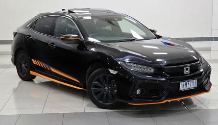 2017  Honda Civic Vti-lx Hatchback
