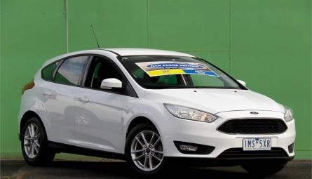 2018  Ford Focus Trend Hatchback