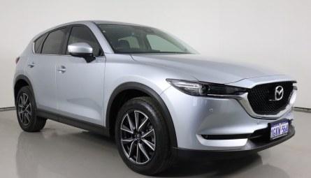2017  Mazda CX-5 Gt Wagon