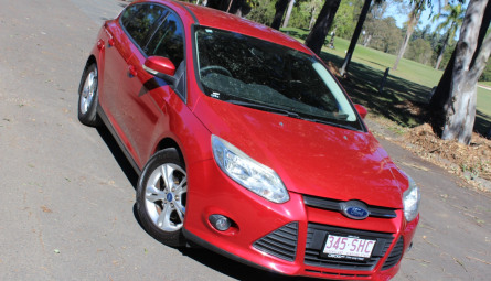 2011  Ford Focus Lx Hatchback