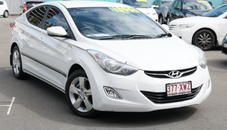 2011 Hyundai Elantra Elite Sedan