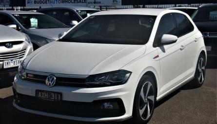 2018 Volkswagen Polo GTI Hatchback