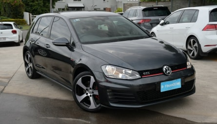2015  Volkswagen Golf Gti Hatchback