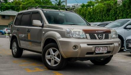 2007 Nissan X-Trail ST-S Wagon