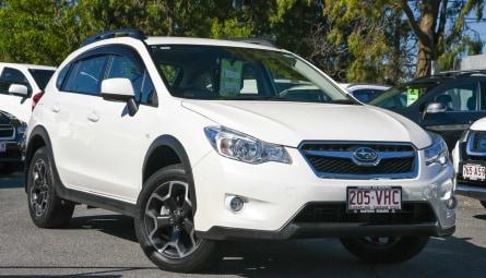 2014  Subaru XV Fx Wagon