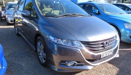 2009 Honda Odyssey Luxury Wagon