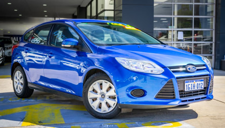 2015  Ford Focus Ambiente Hatchback