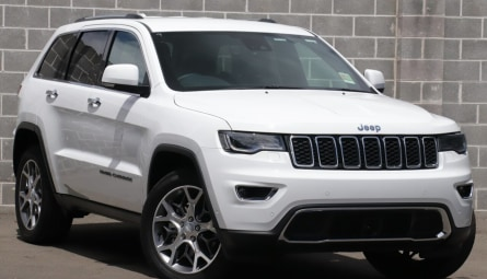 2020 Jeep Grand Cherokee Limited Wagon