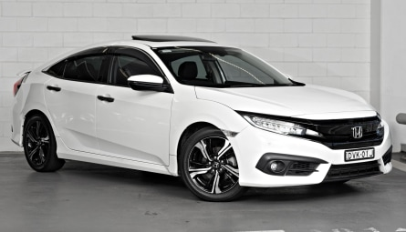 2017 Honda Civic RS Sedan