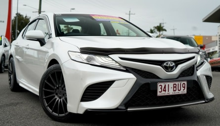 2020  Toyota Camry Sx Sedan