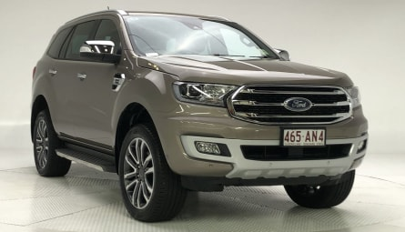 2019  Ford Everest Titanium Wagon