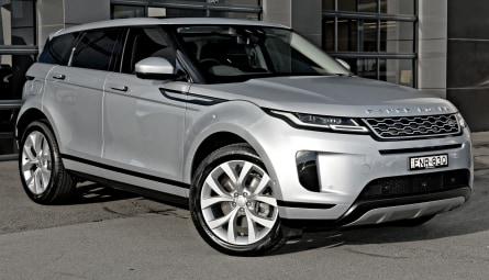 2019  Land Rover Range Rover Evoque P250 Se Wagon