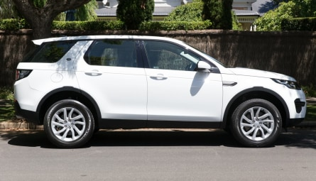 2017  Land Rover Discovery Sport Sd4 Se Wagon