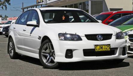 2010 Holden Commodore SV6 Sedan