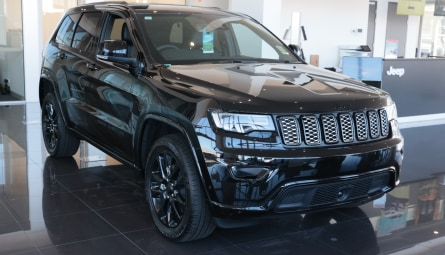2021  Chrysler Grand Cherokee Night Eagle Wagon