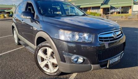 2013  Holden Captiva 7 Lx Wagon