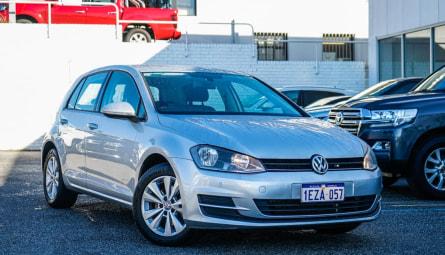 2014  Volkswagen Golf 90tsi Comfortline Hatchback