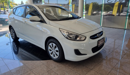 2016 Hyundai Accent Active Hatchback