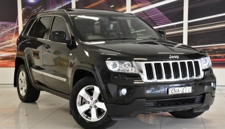 2013 Jeep Grand Cherokee Laredo Wagon