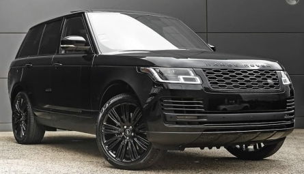 2021  Land Rover Range Rover D350 Westminster Black Wagon
