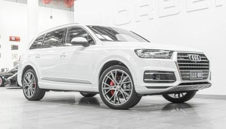 2017 Audi Q7 TDI Wagon