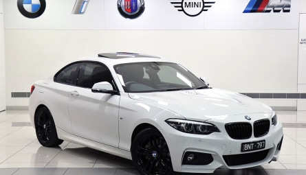 2019 BMW 2 Series 220i M Sport Coupe