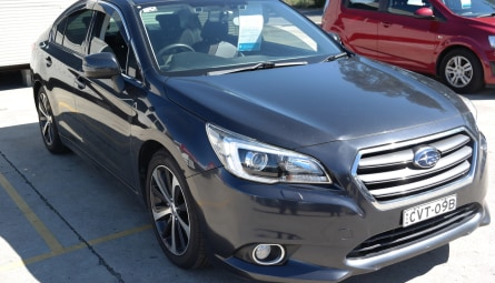 2014 Subaru Liberty 2.5i Premium Sedan