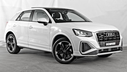 2021  Audi Q2 40 Tfsi S Line Wagon