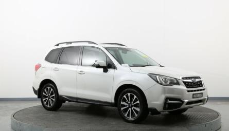 2017 Subaru Forester 2.0D-S Wagon