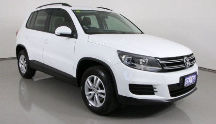 2015 Volkswagen Tiguan 118TSI Wagon