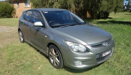 2011 Hyundai i30 SR Hatchback
