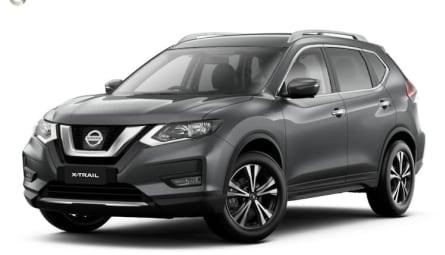 2021 Nissan X-TRAIL ST-L Wagon