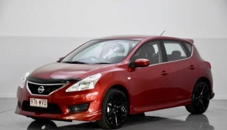 2016  Nissan Pulsar St Hatchback