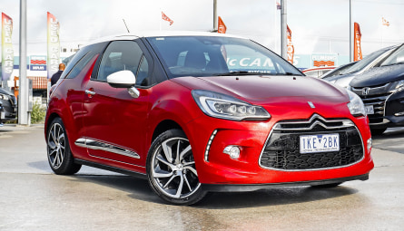 2015 Citroen DS3 DSport Hatchback
