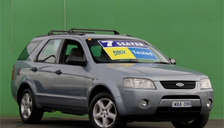 2007  Ford Territory Ts Wagon