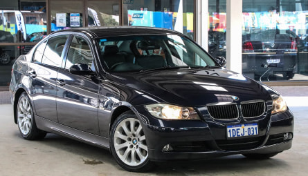 2006 BMW 3 Series 320d Sedan
