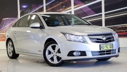 2010 Holden Cruze CDX Sedan