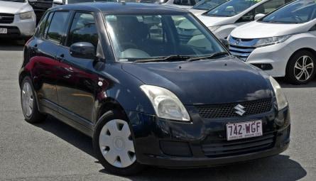 2009 Suzuki SwiftHatchback