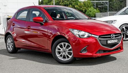 2014 Mazda 2 Maxx Hatchback