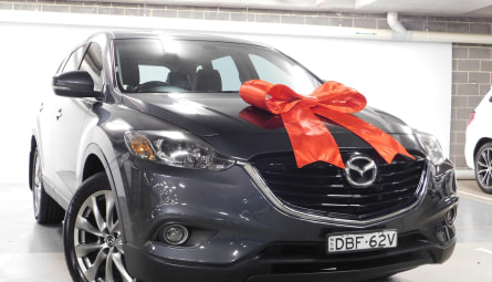 2015  Mazda CX-9 Luxury Wagon